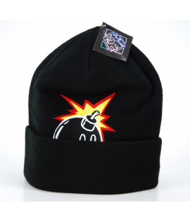 Bonnet THE HUNDREDS Peak Adam Bomb Noir