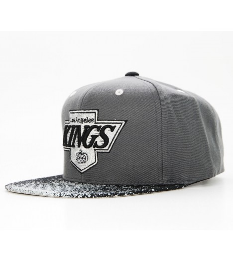 MITCHELL & NESS Snapback Los Angeles KINGS Splatter