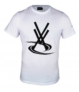 T-shirt VORTEX Basic VX Blanc by Maître Gims