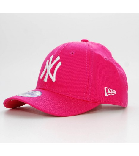 NEW ERA Enfant Snapback NY YANKEES Rose Casquette Kids 9Forty
