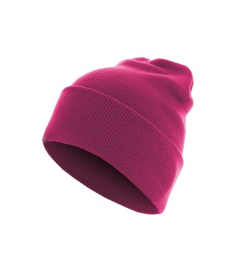 Bonnet Long Magenta MASTERDIS Flap Long URBAN CLASSICS