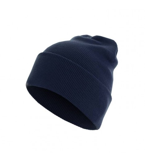 Bonnet Long Bleu marine MASTERDIS Flap Long URBAN CLASSICS