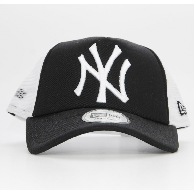 casquette filet new era trucker new york yankees bleu marine prestige center. Black Bedroom Furniture Sets. Home Design Ideas