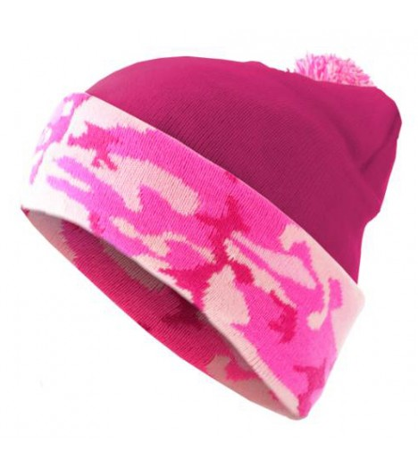 Bonnet Long Rose MASTERDIS Camo Flap URBAN CLASSICS