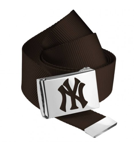 Ceinture NEW YORK Yankees MLB Brun NY MASTERDIS Belt