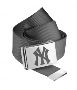 Ceinture NEW YORK Yankees MLB Gris NY MASTERDIS Belt