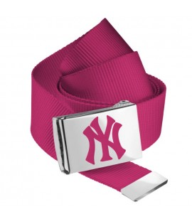 Ceinture NEW YORK Yankees MLB Magenta NY MASTERDIS Belt