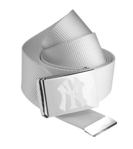 Ceinture NEW YORK Yankees MLB Blanc NY MASTERDIS Belt