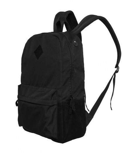 Sac à dos Urban Classics Noir Backpack Aspect Daim