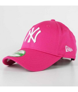 NEW ERA Enfant Strapback NY YANKEES Rose Casquette Kids 9Forty