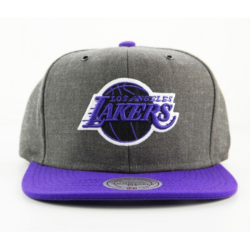 casquette snapback los angeles lakers. Black Bedroom Furniture Sets. Home Design Ideas