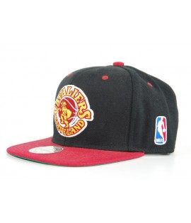 Casquette Snapback Cavaliers Noir x Mitchell & Ness