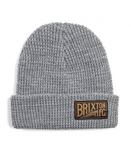 Bonnet Brixton Coventry Gris clair Made in USA