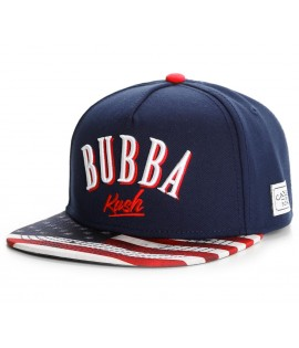 Casquette Cayler & Sons Snapback Bubba Kush Bleu - Rouge