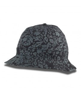 Bob New Era Tropical Bucket Noir Jungle