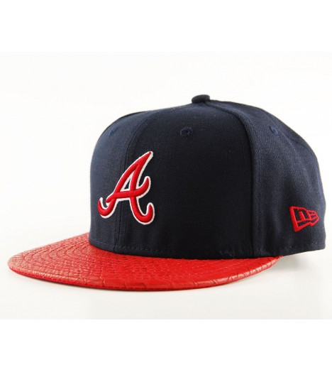 Casquette New Era Atlanta Braves ReptVize