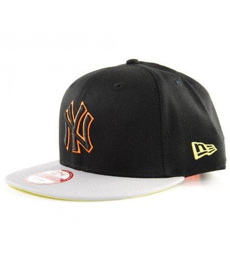 Casquette New Era NY Yankees Pop Outline Noir