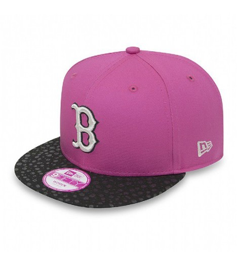 Casquette Femme New Era NY Yankees Speckle Snap Rose