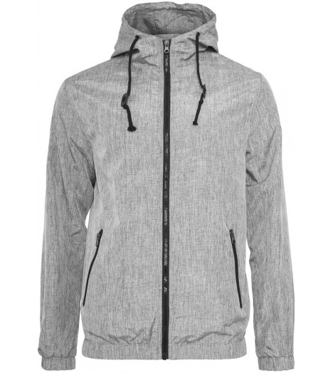 Coupe-vent Urban Classics Gris Chiné Wind Breaker