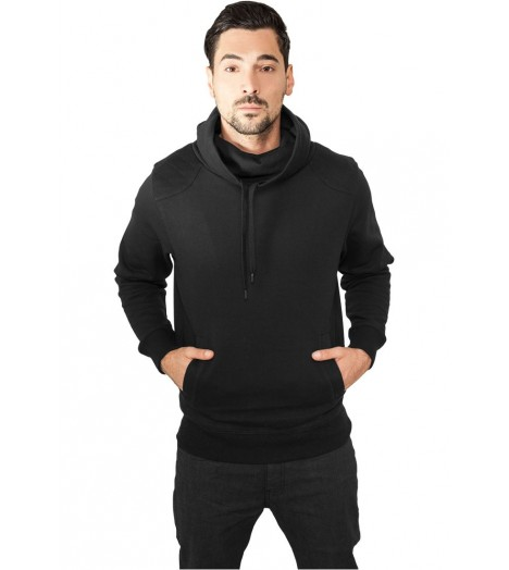 Sweat Col Haut Urban Classics Diamond Noir