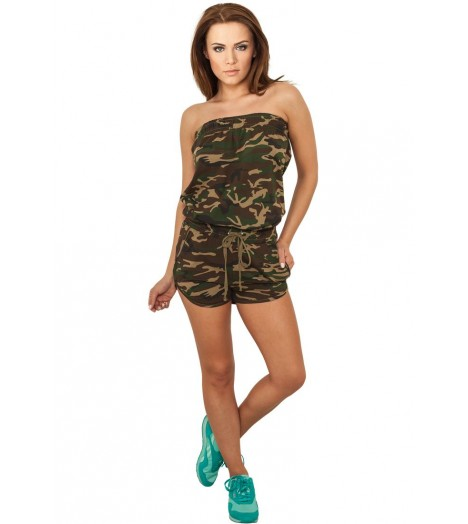 Ensemble Urban Classics Camo Hot Jumpsuit