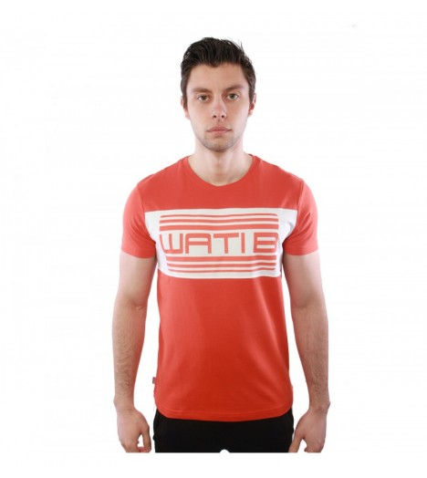 T-shirt Wati B Nelson Orange