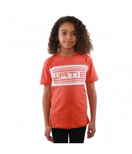 T-shirt Enfant Wati B Nelson Junior Orange