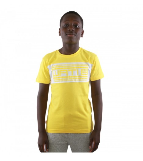 T-shirt Enfant Wati B Nelson Junior Jaune