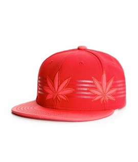 Casquette Cayler & Sons Flash Strapback Rouge