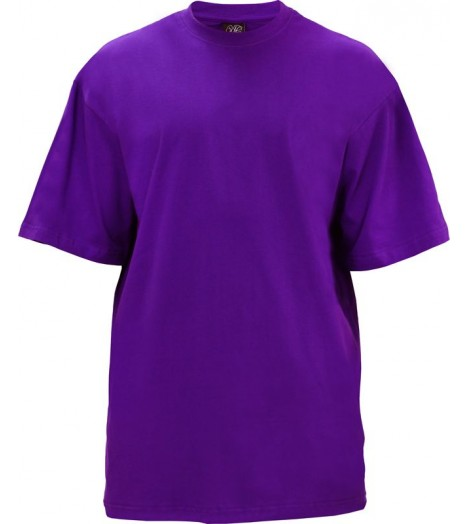 Tee-shirt extra long URBAN CLASSICS Kids Violet