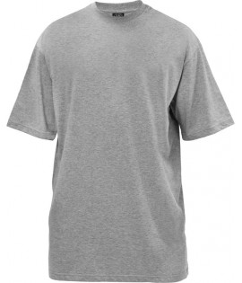 Tee-shirt extra long URBAN CLASSICS Kids Gris