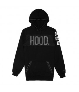 Sweat Long Cayler & Sons Hood Love Noir Hoody