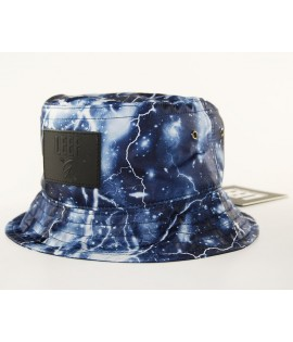 Bob Leef Flash Storm Tiny Bucket Hat Bleu