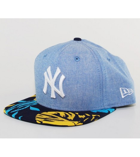 Casquette New Era Exploral 950 NY Yankees Bleu
