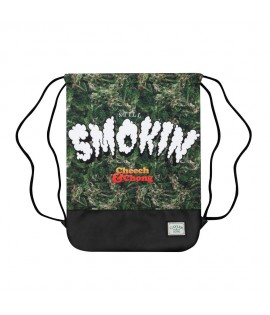 Sac à ficelle Cayler & Sons x Cheech Chong Still Smokin Gym Bag