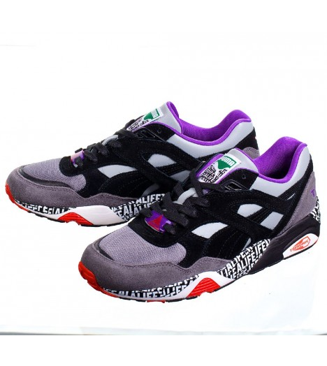 Baskets Puma R698 Alife x StuckUp Gris - Violet