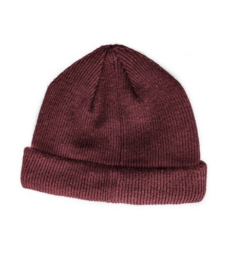 Bonnet Court Masterdis Bordeaux Short Cuff Knit