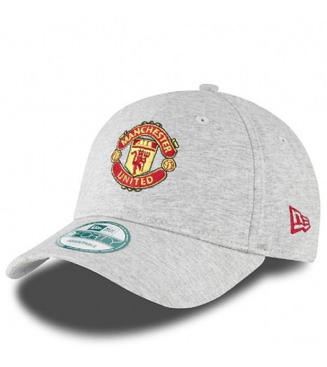 Casquette New Era 940 Manchester United Gris 9Forty