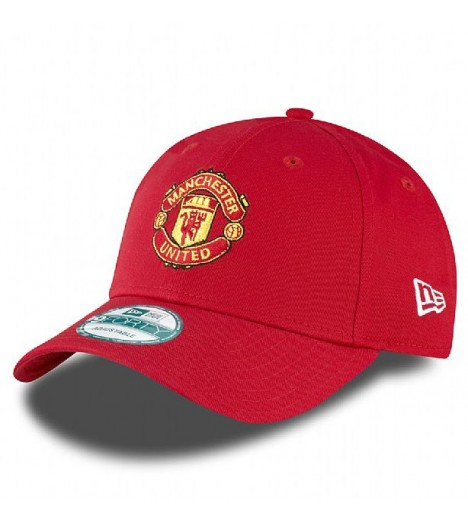 Casquette New Era 940 Manchester United Rouge 9Forty