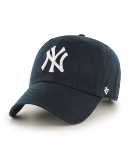 Casquette 47 Brand New York Yankees Vintage Clean Up Navy