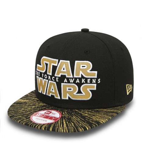 Casquette New Era x Star Wars Galaxy Noir 950
