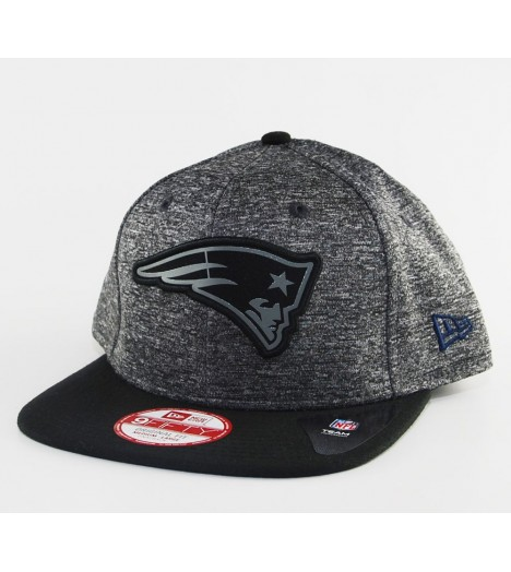 Casquette New Era New England Patriots Grey Collection 950 NFL Snapback