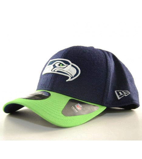 Casquette New Era Seattle Seahawks 39Thirty Melton NFL