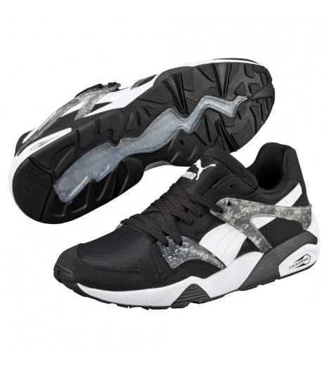 Baskets Puma Blaze Of Glory Noir Marble Trinomic
