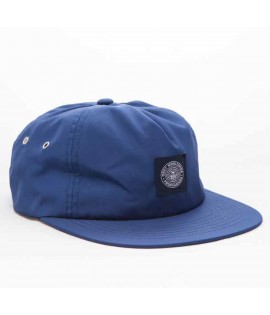 Casquette Obey Strapback Competition Hat Bleu