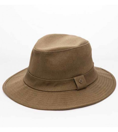 Chapeau Obey Gobi Brim Hat Natural