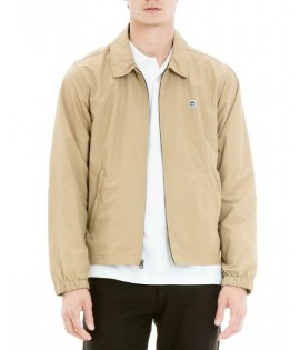 Veste Obey Eighty Nine Casual Jacket Khaki Foncé