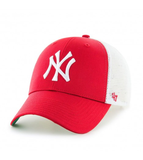 Casquette Trucker 47 Brand New York Yankees Branson Rouge