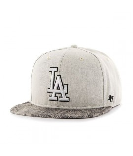 Casquette 47 Brand Los Angeles Dodgers Snake Strapback
