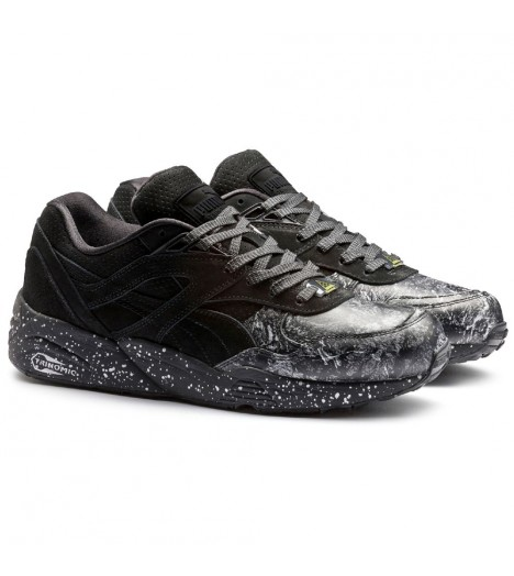 Baskets Puma Select R698 Roxx Noir Speckle Marble